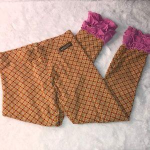 Matilda Jane Ruffle Bottom Pant size 6